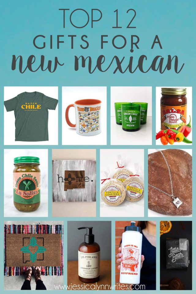 Missing the Land of Enchantment, or just need even more love for NM? Check out this gift guide with awesome New Mexico gifts!