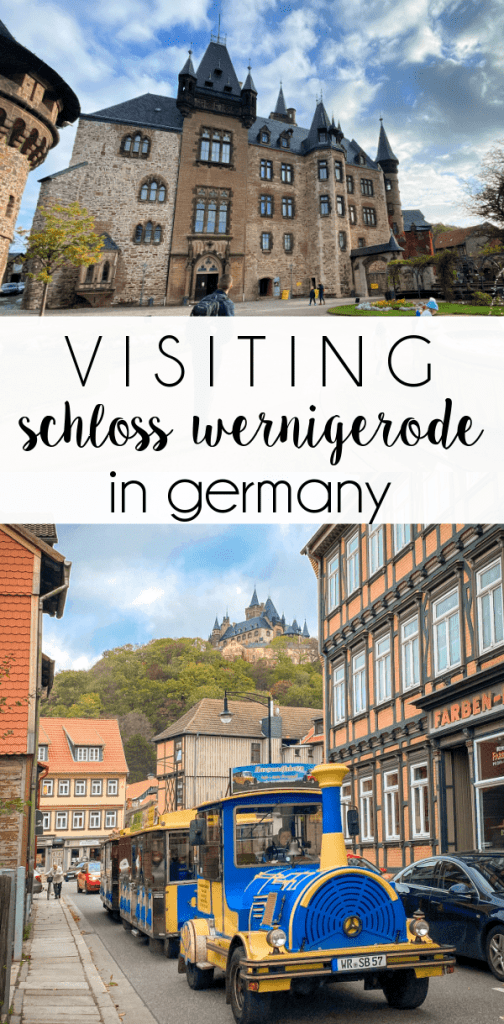 Everything you need to know about visiting the 12th century Schloss Wernigerode, including where to stay and where to eat!