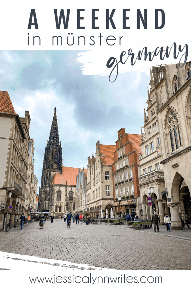 Spending a weekend in and around Münster, Germany with three kids: check out what there is to see and what to do.