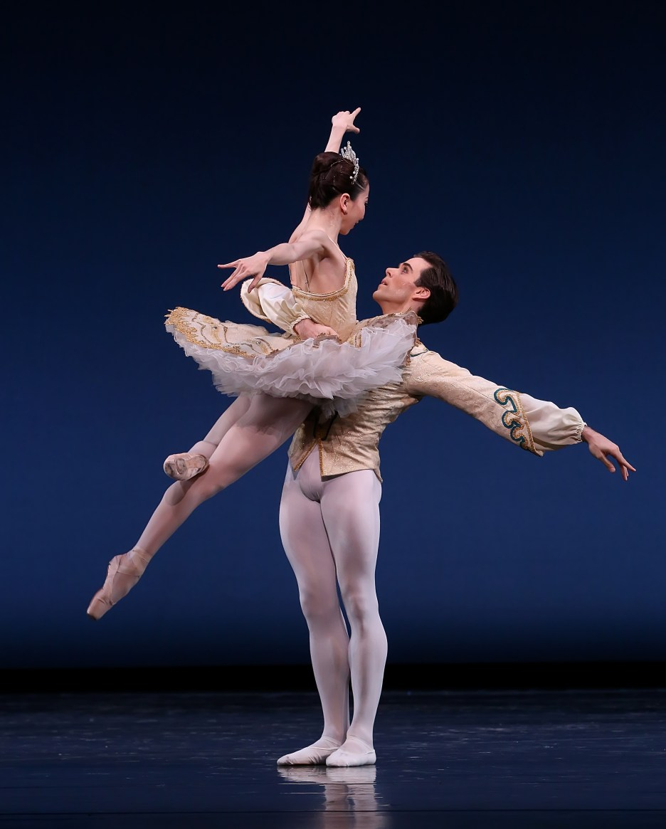 Artists of Houston Ballet, photo by Amitava Sarkar 2016