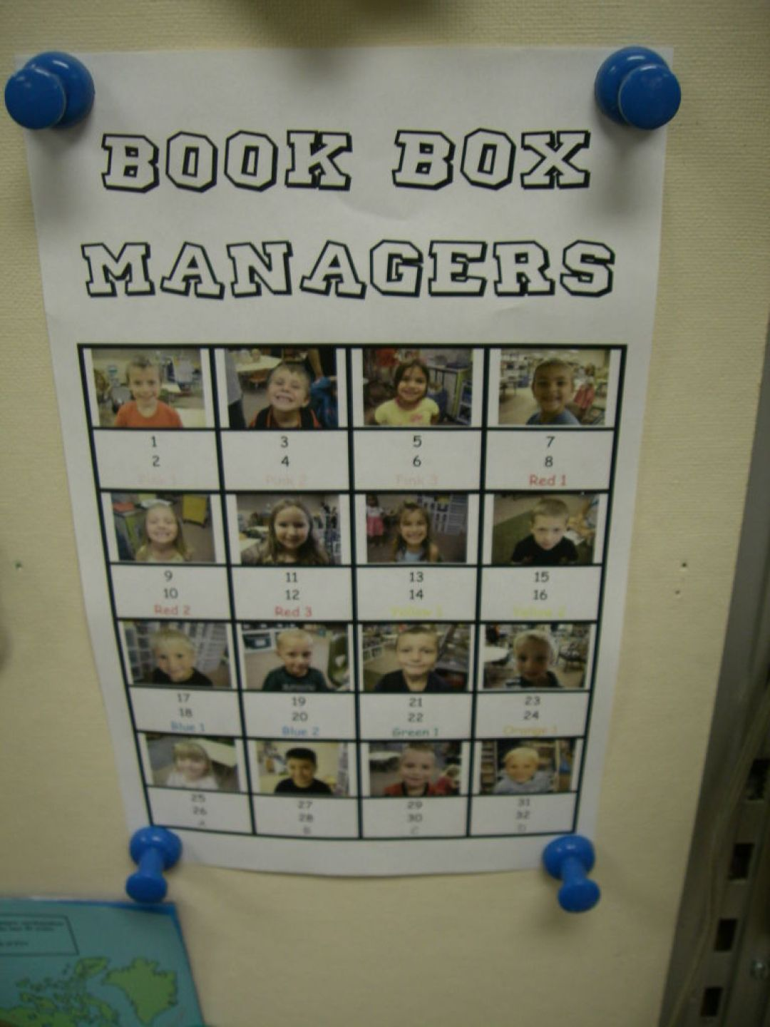 Book Box Managers