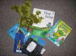 A Hoppin' Good Time Homework Bag