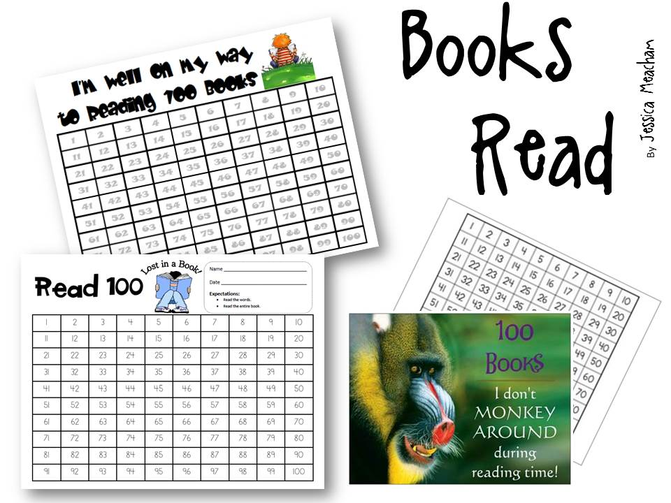 number books read