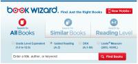 Book Wizard Level Finder