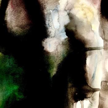 Consuming Darkness - Iridescent Darkness story illustration