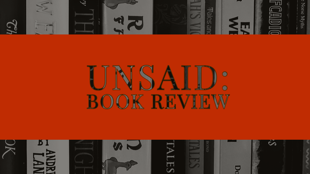 "Check out my book review for ""Unsaid"" by Asmita Rajiv"