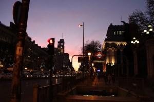 Madrid, Spain, December 2014