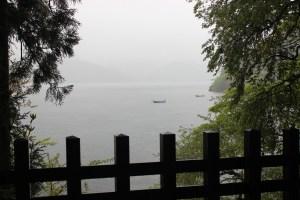 Lake Hakone, Japan, May 2016