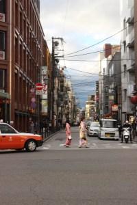 Kyoto, Japan, May 2016