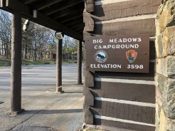 big meadows campground registration office