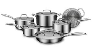 Cuisinart Cookware Set from Hudson's Bay $999.99