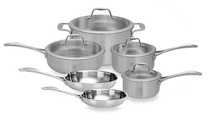 Zwilling Cookware from Bed Bath and Beyond $469.99