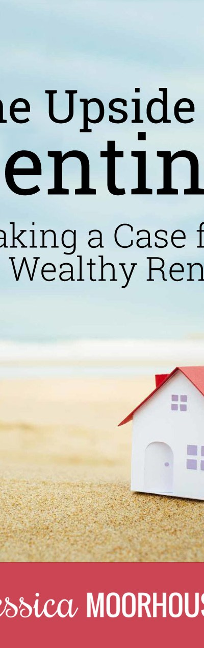 The idea that renting is the equivalent to throwing your money away isoutdated and unfounded. Renting can actually mean more flexibility in your life and more space to save more money so you are richer in the end.