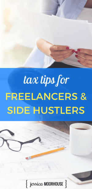 Tax Tips for Freelancers and Side Hustlers