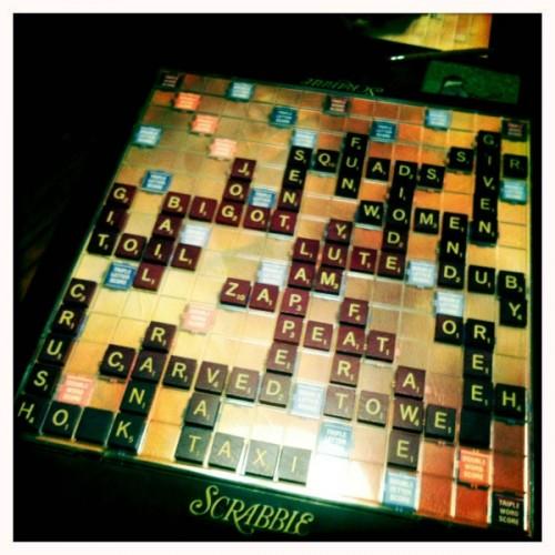 winning board