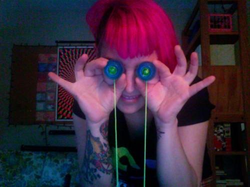 aj eyes