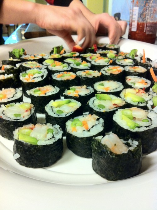 sushi!