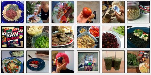 raw foods!