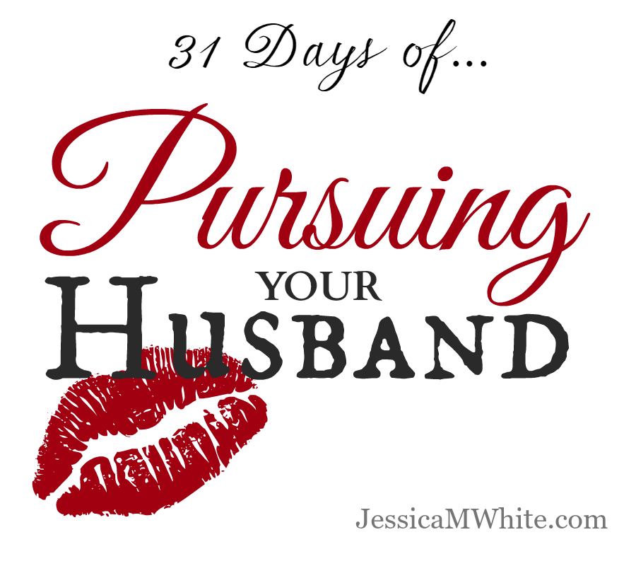 Pursuing Your Husband Through the Written Word