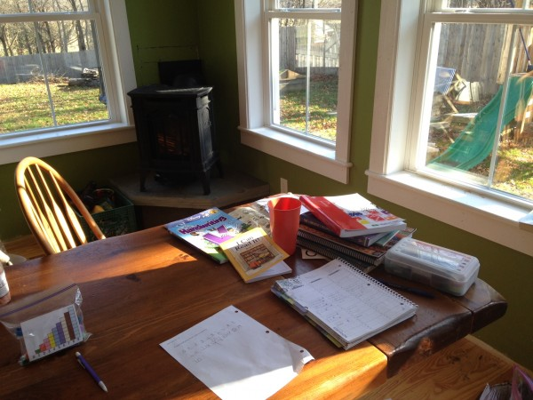 How I Manage Homeschooling @JessicaMWhite.com