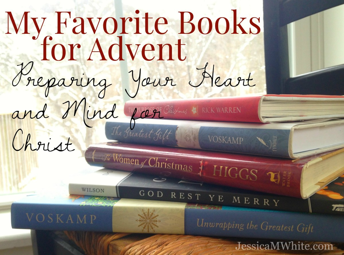 My Favorite Books for Advent