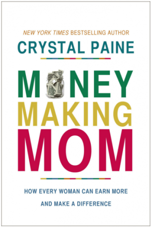 Money Making Mom Book Cover