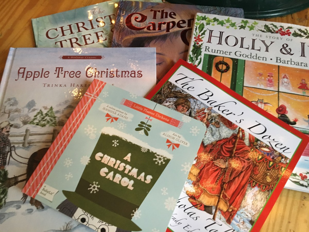 New Favorite Christmas Books for Children