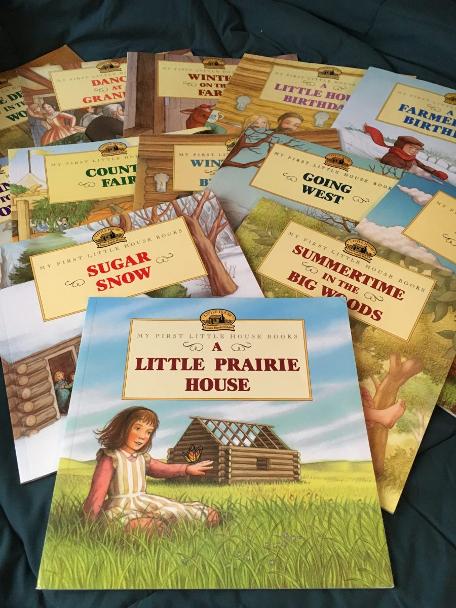 Happy Birthday, Laura! Sharing a Love of Laura Ingalls Widler with Your Little Ones