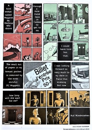 Graphic stories
