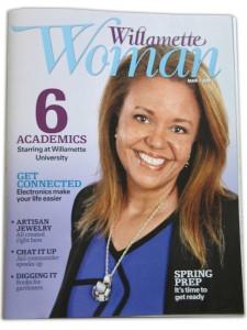 Willamette Woman article by Jodi Kerr