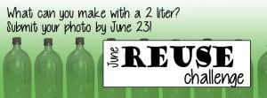 Reuse Challenge, 2 liters