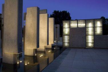Transparent Concrete  jessica robin thomas