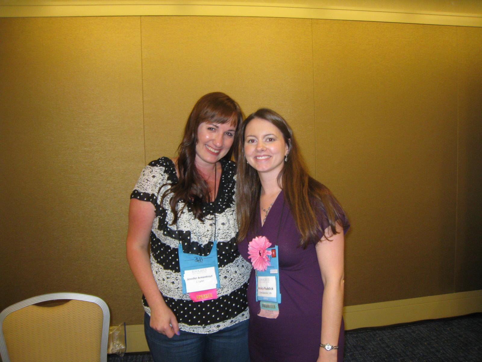 Jessica & Jennifer L. Armentrout