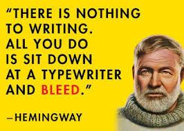 Hemingway quote
