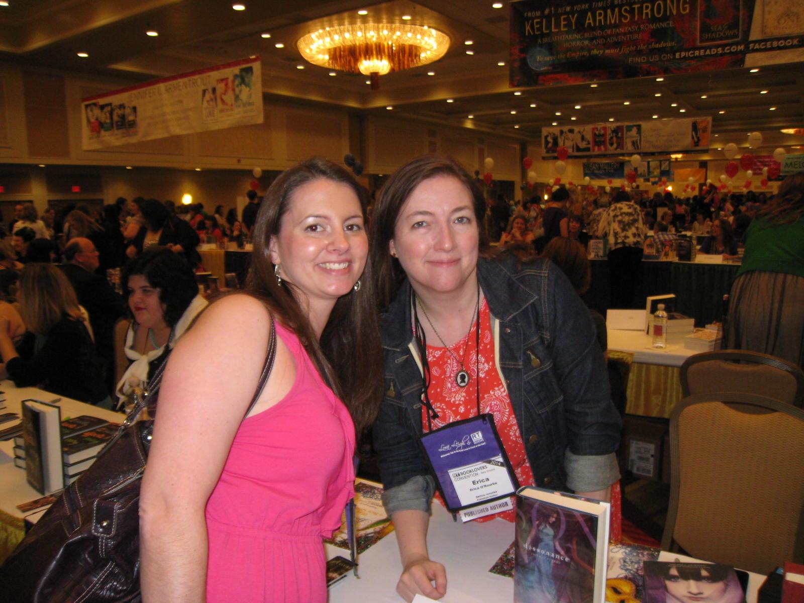 Jessica & Erica O'Rourke