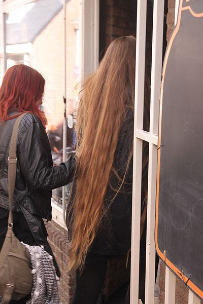 long hair beautiful