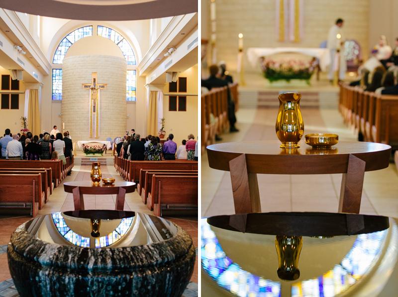 Holy Name of Mary Church San Dimas Wedding Photographer