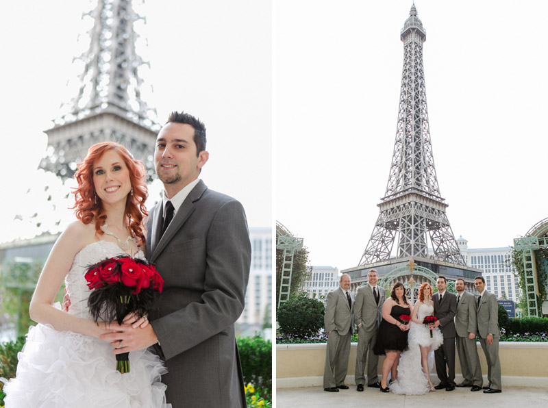 Vegas Weddings Paris