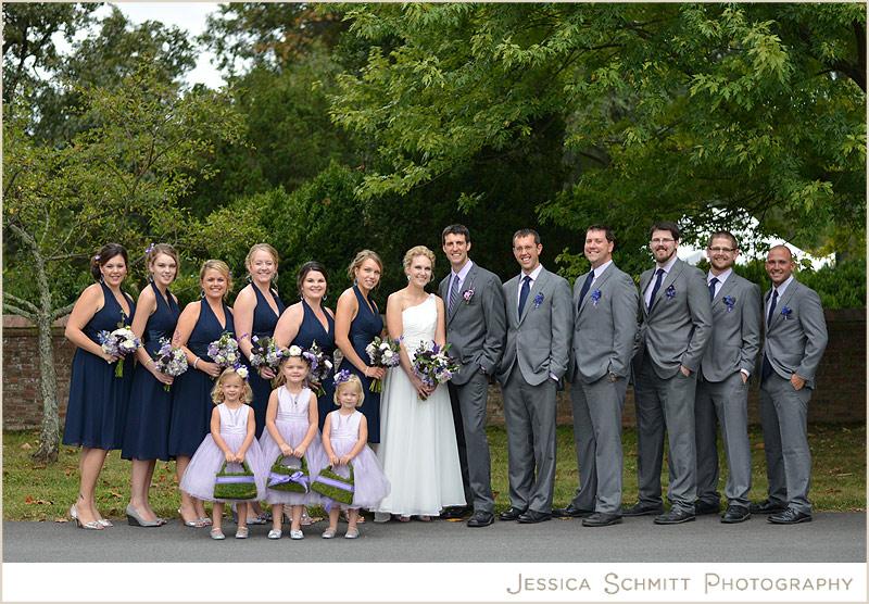 Wedding at Morven Park Congratulations Jess and Jason