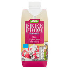 ASDA Free From Oat Single Cream Alternative - ASDA Groceries