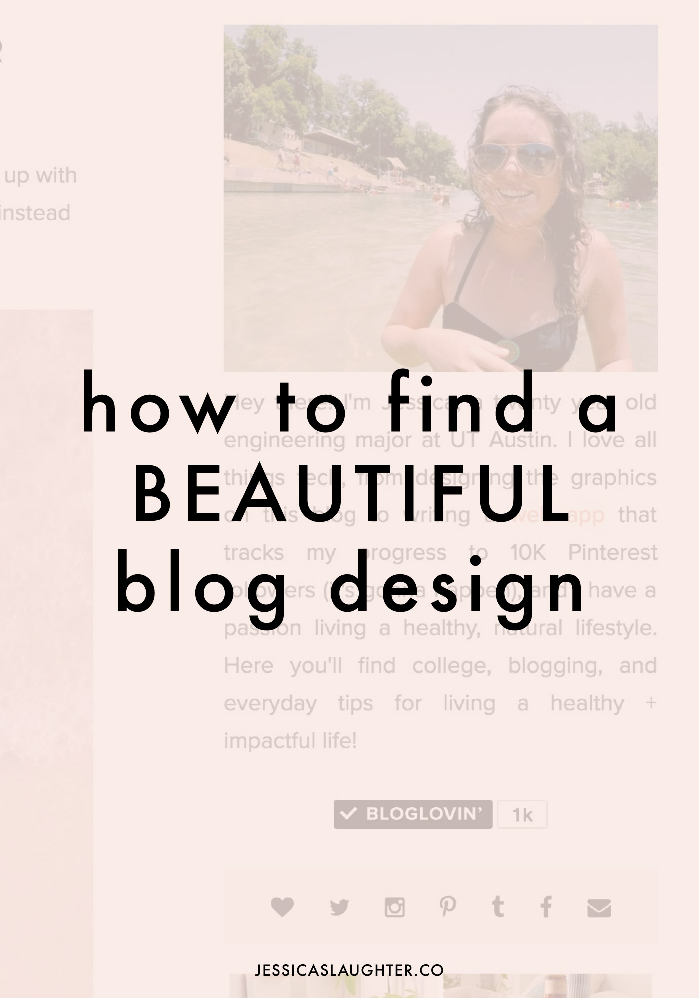 Finding a blog template you love will change the way you blog, and there are tons of options out there!