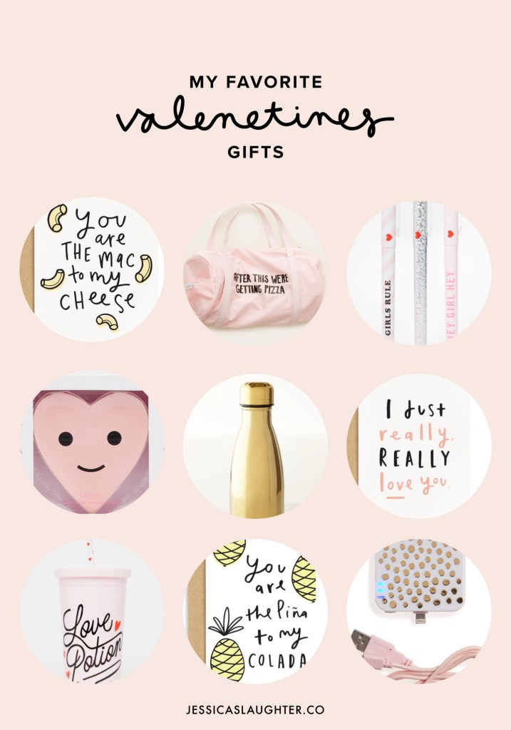 My top picks for Valentines Day gifts that are actually REALLY cute (as in I'll probably end up buying these for myself)
