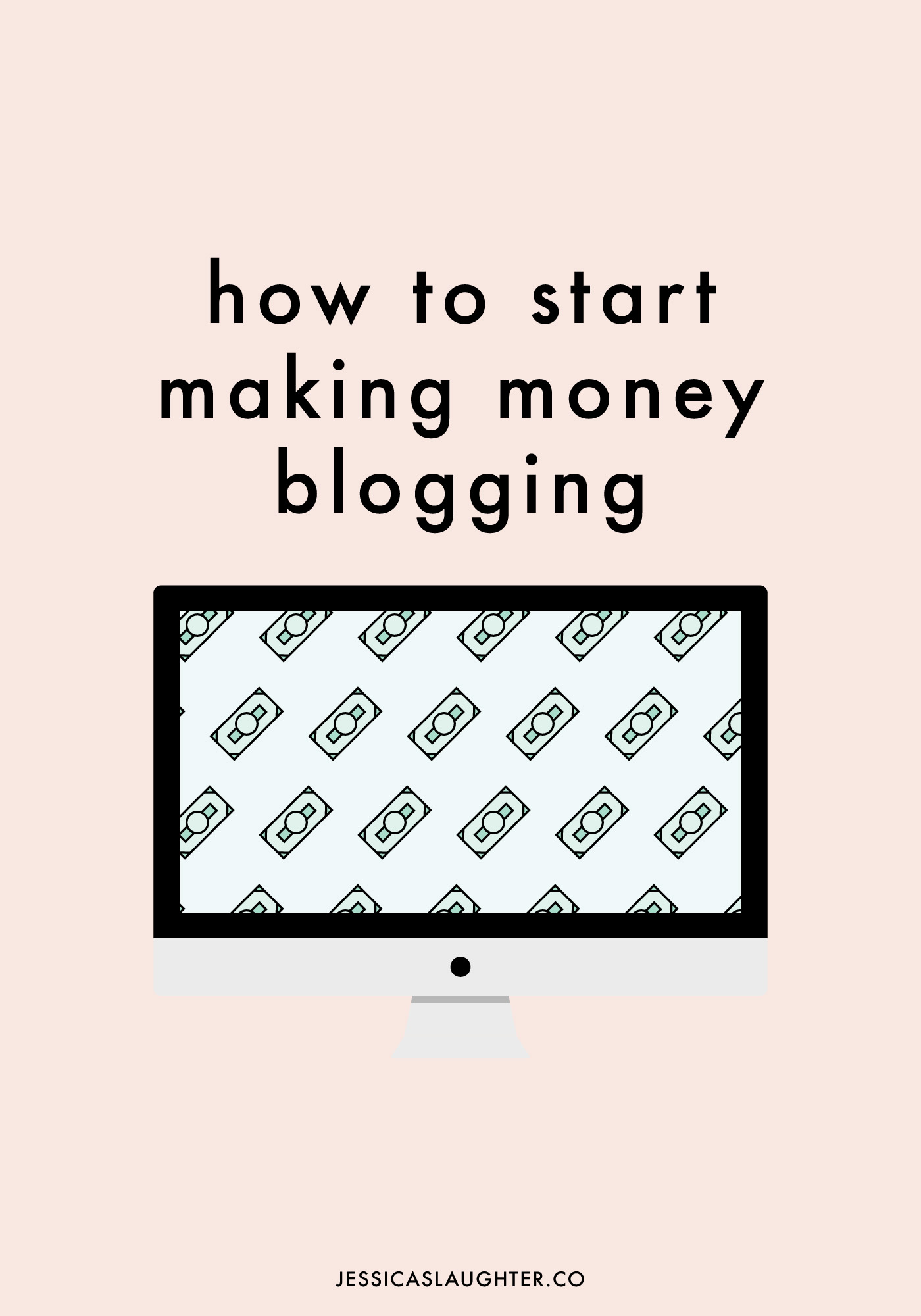 I piled in absolutely everything I know about monetizing a blog into this huge post geared towards all bloggers, no matter what your traffic numbers are!