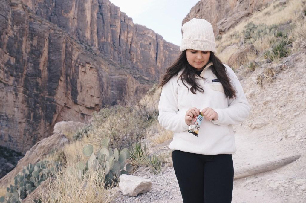 Hiking Through Big Bend National Park