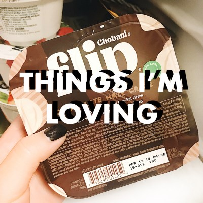 Things I'm Loving (Greek Yogurt, Maui Moisture, Podcasts)