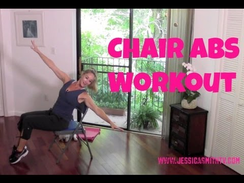 chair exercises for abs infants 10-minute workout – jessica smith tv