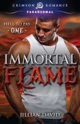 Immortal Flame cover