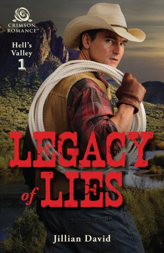 Legacy of Lies cover