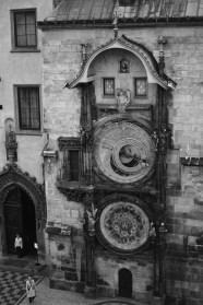 Prague-astronomical clock