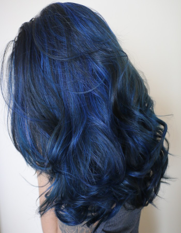 TONALIZANTE  BLUE ROCK – SALON LINE
